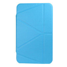 Samsung เคส Samsung Galaxy Tab 3 Lite 7 นิ้ว/TAB 3V/T110/T111/T116  (สีฟ้า)