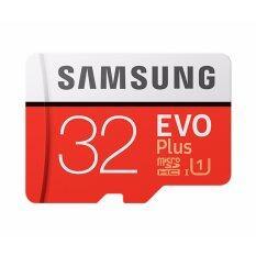ขาย Samsung Evo Plus Microsd Card ความจุ 32Gb Samsung ออนไลน์