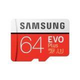 ขาย Samsung Evo Plus Microsd Card ความจุ 64Gb ราคาถูกที่สุด