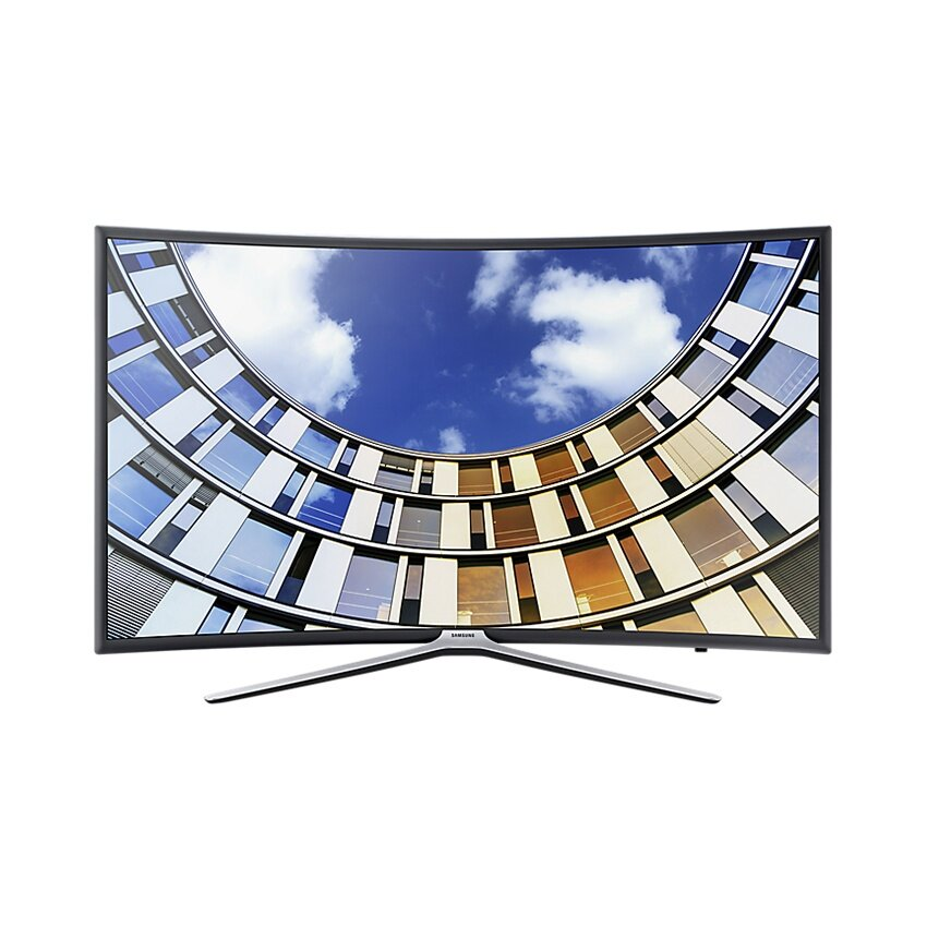 Samsung FHD Curved Smart TV 55 รุ่น UA55M6300