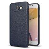 Samsung Galaxy J5 Prime Case Mooncase Ultra Thin Anti Scratch Imitation Leather Print Back Cover Premium Matte Tpu Protect Cover Intl ใน ฮ่องกง