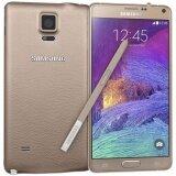 Samsung Galaxy Note 4 32 Gb Gold Demo สินค้าตัวโชว์ครบกล่อง Thailand