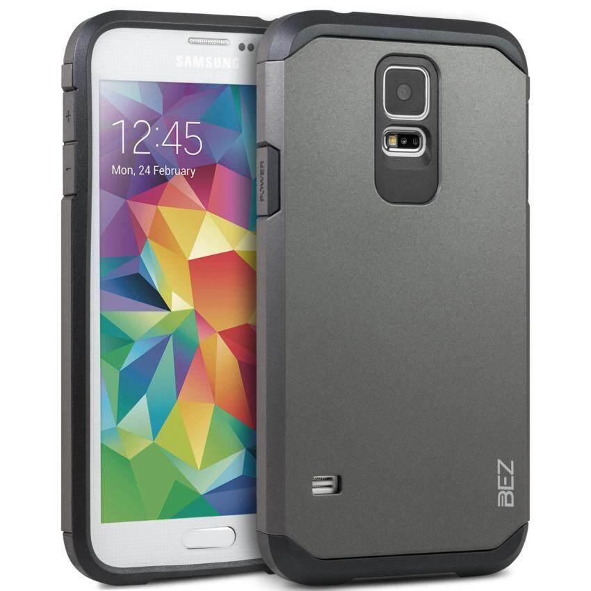 เคส Samsung Galaxy S5 Case Rugged Armor, BEZ® เคสมือถือ Samsung Galaxy S5 กันกระแทก // H2-GS5