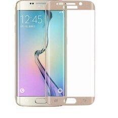 ขาย ซื้อ ออนไลน์ ฟิล์มกันรอยหน้าจอ Samsung Galaxy S7 Edge G9350 สีทอง