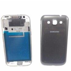 ขาย อะไหล่มือถือ ชุดบอดี้พร้อมฝาหลัง Samsung Galaxy Win I8552 สีดำ ถูก ใน กรุงเทพมหานคร