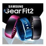 ซื้อ Samsung Gear Fit2 Gps Sports Band Samsung Smart Watch Black Pink Large Small Band Intl ออนไลน์ เกาหลีใต้