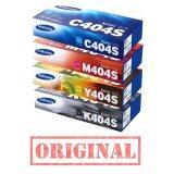 ซื้อ Samsung Laser Toner Clt K404S C404 M404 Y404 ของแท้ Samsung ออนไลน์