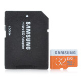 ส่วนลด Samsung Mb Mpbgb Class 10 Micro Sdhc Tf Card W Tf To Sd Card Adapter Black Orange 32Gb Intl