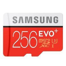 ขาย หน่วยความจำ Samsung 256 กิกะไบต์ Evo พลัส Microsdxc 100 เมกะไบต์ วินาที Uhs I U3 10 Tf การ์ดหน่วยความจำแฟลช Mb Mc256Ga Cn ความเร็วสูงสำหรับแท็บเล็ตโทรศัพท์ Cemara Koko Shopping ห้างสรรพสินค้า นานาชาติ ใน จีน