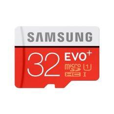 โปรโมชั่น Samsung Micro Sd 32Gb Class10 ร่นุ Evo Plus
