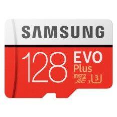 ราคา Samsung Microsdxc Evo Plus 128Gb 100Mb S Read C10 Uhs I U3 Samsung เป็นต้นฉบับ