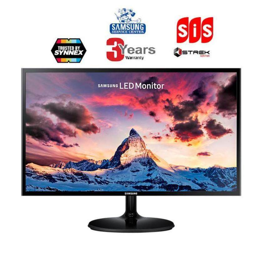 เช็คราคา Samsung MONITOR 24 LED SAMSUNG LS24F350FHEXXT(HDMI) -3 YEARS (BY SAMSUNG SERVICE CENTER) ออนไลน์
