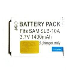 ราคา แบตเตอรี่กล้อง รหัสแบต ·Samsung Slb 10A Spa Replacement Battery For Samsung รุ่น L100 L110 L200 L210 Ex2F Ex2 Wb150F Wb250F Wb800F Wb1100 Wb350F Spa เป็นต้นฉบับ