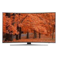 ซื้อ Samsung Uhd Curved Smart 3D Tv 55 นิ้ว รุ่น Ua55Ju6600 ถูก ใน ไทย