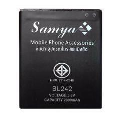 ซื้อ Samya Battery For Lenovo A6000 Bl 242 ใหม่