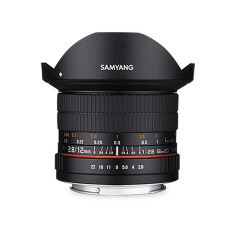 ขาย Samyang 12Mm F2 8 Ed As Ncs Fisheye For Nikon Samyang ผู้ค้าส่ง