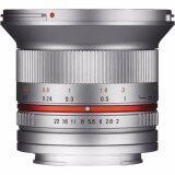 ราคา Samyang 12Mm F 2 Ncs Cs For Fujifilm X Silver Intl Samyang ใหม่