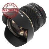 ราคา Samyang 14Mm F 2 8 If Ed Umc Aspherical Lens For Samsung Nx Black ใน Thailand