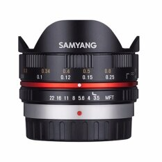 ซื้อ Samyang 7 5Mm F3 5 Umc Fisheye Black ใหม่