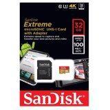 ซื้อ Sandisk 32Gb Extreme Micro Sd 667X R100 W60