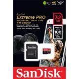 ซื้อ Sandisk 32Gb Extreme Pro Micro Sd 667X R100 W90 ออนไลน์ ถูก