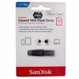 ขาย ซื้อ Sandisk Ixpand Mini Flash Drive 128Gb For Ios แฟลชไดร์ฟสำหรับ Iphone และ Ipad ขนส่งโดย Kerry Express กรุงเทพมหานคร