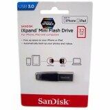 ราคา Sandisk Ixpand Mini Flash Drive 32Gb For Ios แฟลชไดร์ฟสำหรับ Iphone และ Ipad ขนส่งโดย Kerry Express ใหม่