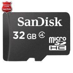 Sandisk Micro Sd Class 4 32gb Sdsdqm_032g_b35 By Lazada Retail Sandisk.