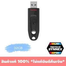 Sandisk Ultra USB 3.0 Flash Drive CZ48 80MB/s 32 GB รุ่น SDCZ48-032G-U46