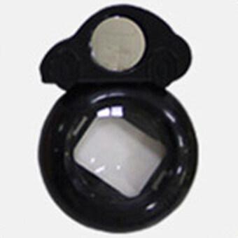 Sanwood® ปิดเลนส์แบบภาพกระจกสำหรับ Fujifilm กล้อง-สีดำ