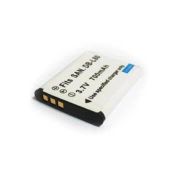 แบต Sanyo Digital Camera Battery รุ่น DB-L80 (White)-