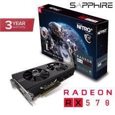 ซื้อ Sapphire Nitro Radeon Rx 570 4Gd5 Sapphire Technology