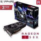 ราคา Sapphire Nitro Radeon Rx 580 8Gb Oc Thailand