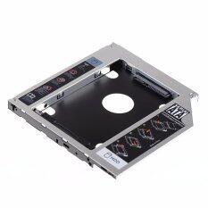 ขาย ซื้อ Sata 2Nd Hdd ฮาร์ดดิสก์ไดรฟ์แคดดี้กรณีสำหรับ 9 5 มิลลิเมตรแล็ปท็อป Cd Dvd Rom Bg Vcq03 P15 15 จีน