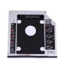 ขาย Sata 2Nd Hdd Ssd Hard Drive Caddy สำหรับ 12 7 มิลลิเมตร Universal Cd Dvd Rom Optical จีน ถูก