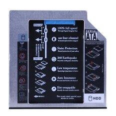 ขาย ซื้อ Sata 2Nd Hdd Ssd Hard Drive Caddy For 9 5Mm Universal Cd Dvd Rom Optical Intl จีน