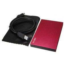 ส่วนลด Sata Usb 3 2 Sata 6 35ซมฝาฮาร์ดดิสก์ไดร์ฟฮาร์ดดิสก์ไดรฟ์ภายนอกกล่องปิดเคส สีแดง Intl