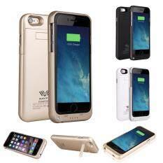 ขาย Savfy เคสแบตเตอรี่ เคสเพาเวอร์แบงค์ ความจุ 3200Mah สำหรับ Iphone 6 6S Gold Savfy ใน กรุงเทพมหานคร