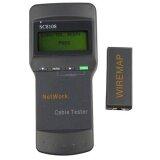 Sc8108 จอแอลซีดี Cat5 Rj45 ลานความยาวสายเคเบิลเครือข่ายสายโทรศัพท์มิเตอร์ทดสอบ สีดำ Unbranded Generic ถูก ใน ฮ่องกง