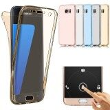ส่วนลด Scratch Proof 360 Front And Back Full Body Protection Flexible Tpu Bumper Case Anti Scratch Protective Case Cover For Samsung Galaxy Note 5 Intl จีน
