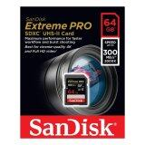 ราคา Sd Sandisk Extreme Pro Sdxc Uhs Ii U3 64Gb 300Mb S 2000X Sandisk เป็นต้นฉบับ