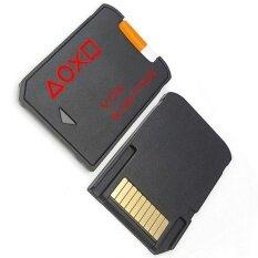 Sd2vita V3.0 สำหรับ Psvita การ์ดเกม Micro อะแดปเตอร์การ์ด Sd สำหรับ Ps Vita 1000 2000 สี: สีดำ - Intl.