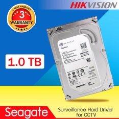 ขาย ฮาร์ดดิสก์กล้องวงจรปิด Seagate 1Tb Hikvision รุ่น St1000Vx001 Thailand ถูก