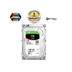 Seagate 2TB FireCuda 3.5-Inch SATA 6Gb/s 7200-RPM 64 Cache Gaming SSHD (Solid State Hybrid Drive) (ST2000DX002) -5 Years (By Synnex,Strek)