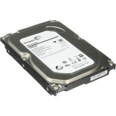 "Seagate 3.5"" Barracuda HDD 1TB SATA (ST1000DM003) - Silver"