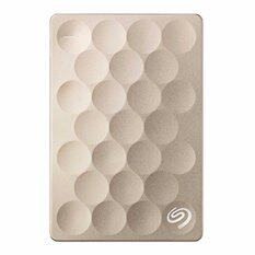 SEAGATE HDD - HARD DISK EXTERNAL 2.5 (5400RPM) 2TB NEW BACKUP PLUS SLIM GOLD (STEH2000301)