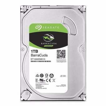1.0 TB HDD (ฮาร์ดดิส) SEAGATE SATA-3 BARRACUDA (ST1000DM010)-