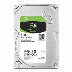 1.0 Tb Hdd (ฮาร์ดดิส) Seagate Sata-3 Barracuda (st1000dm010) By Jib Computer Group.
