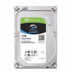 ซื้อ Seagate Hdd Hard Disk Internal 1 0Tb Sata Iii St1000Vx005 Skyhawk ใหม่ล่าสุด