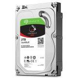 ราคา Seagate Ironwolf Hdd 3 5 2Tb Sata Iii 5900Rpm Cache 64Mb For Nas Box ถูก
